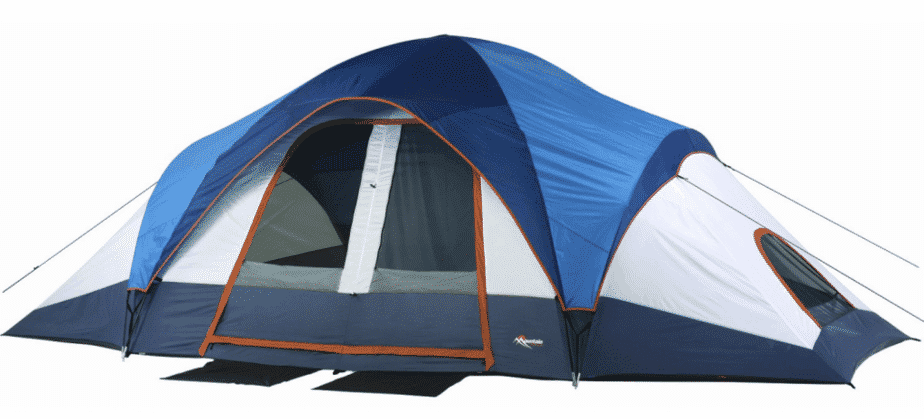 The Mountain Trails Grand Pass 10 Person Tent
