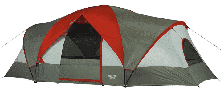 Wenzel Great Basin 10 Person Tent - BEST 10 Person Tents For Camping