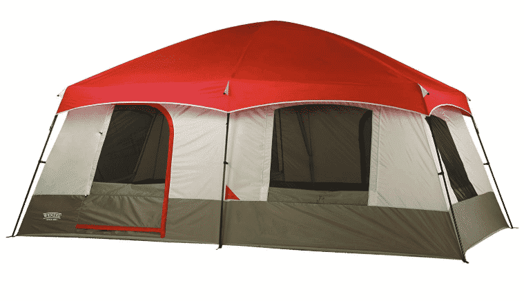 Wenzel Timber Ridge 10 Person Tent - BEST 10 Person Tents For Camping