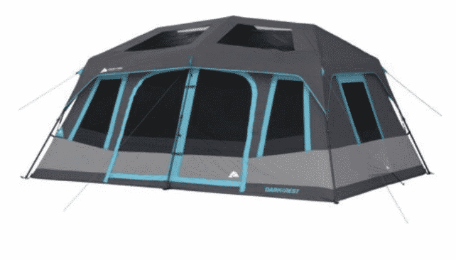 Ozark Trail XL Vacation 10 Person Tent