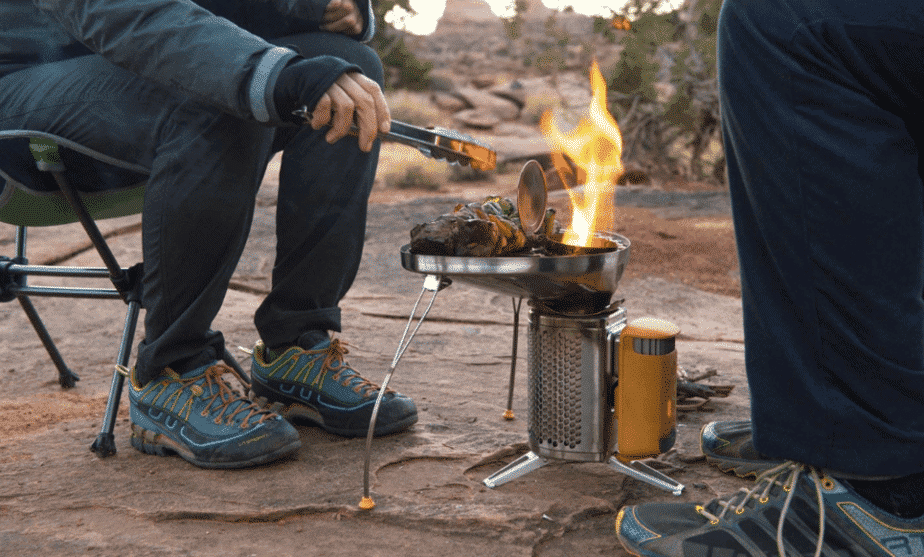 The best camp stove BioLite CampStove 2 Review