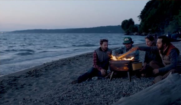 The Biolite Smokeless Portable Firepit Review