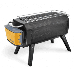 The Biolite Smokeless Portable Firepit