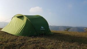 Camping For FREE In The US & Canada - free tent campsite