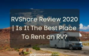 RVShare Review 2020 | Is It The Best Place To Rent an RV?