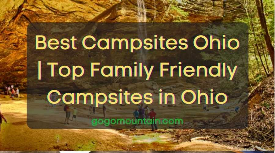 Best Campsites Ohio Top Family Friendly Campsites in Ohio