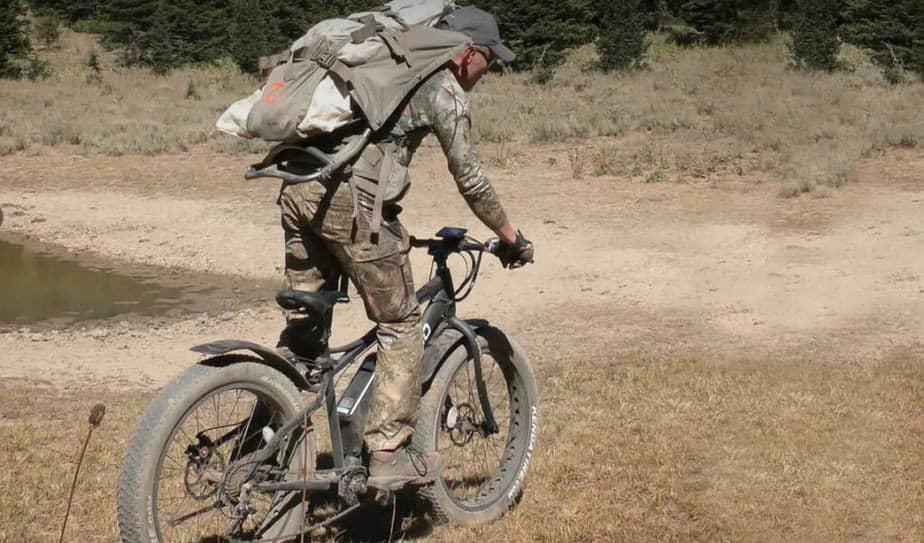 Rambo R750 26 Electric Hunting Mountain Bike Review