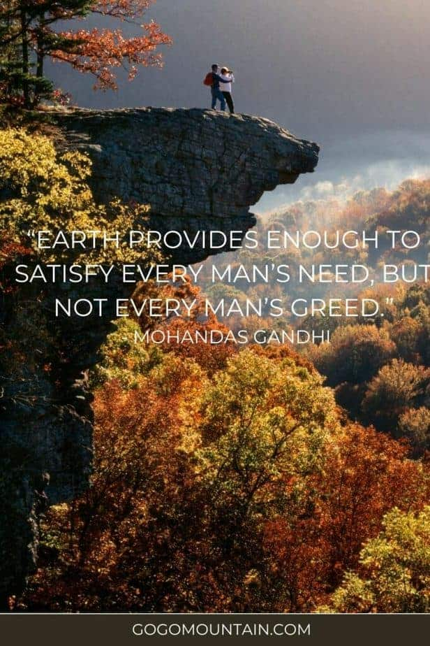 hiking camping quotes