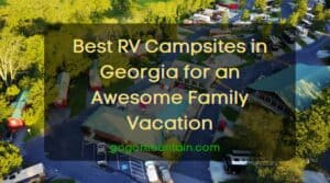 RV Campsites in Georgia