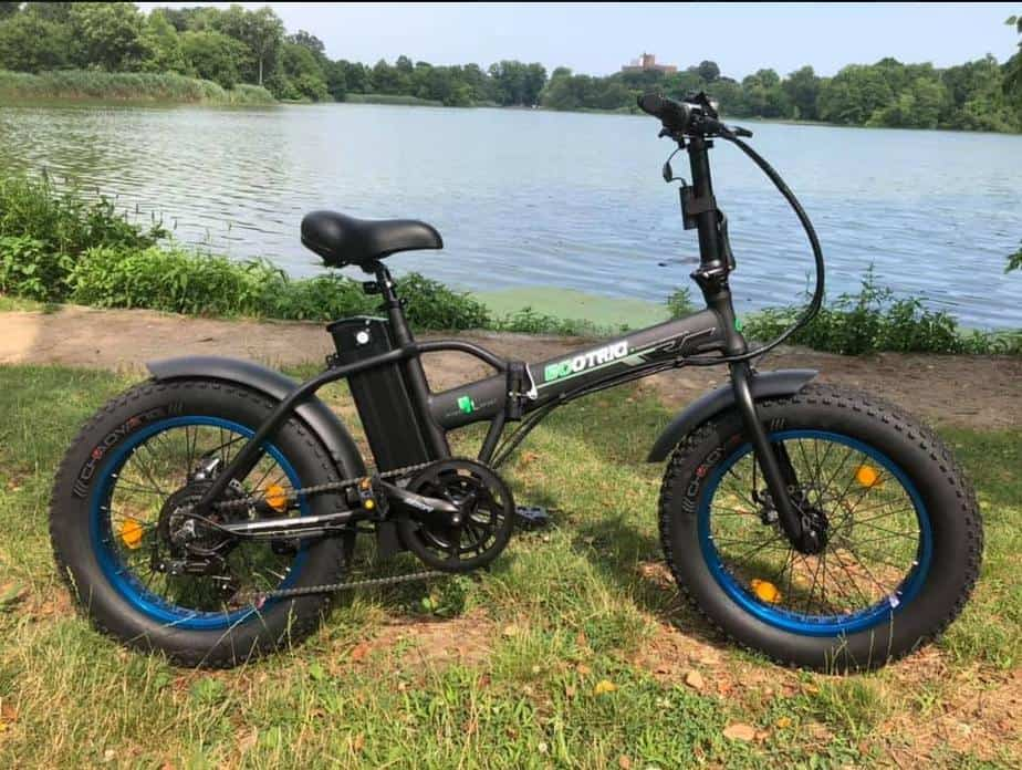 Best Folding Electric Mountain Bikes by Ecotric