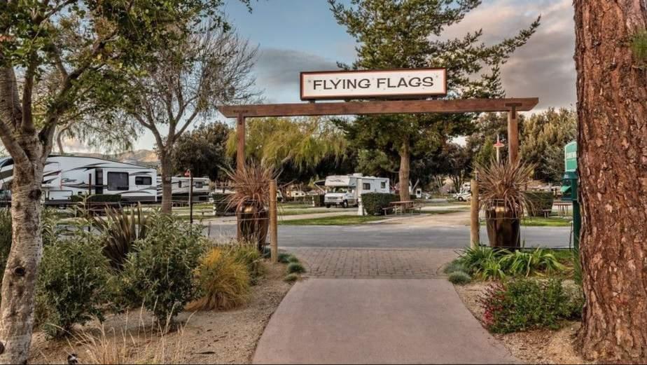 Best RV Campsites in California