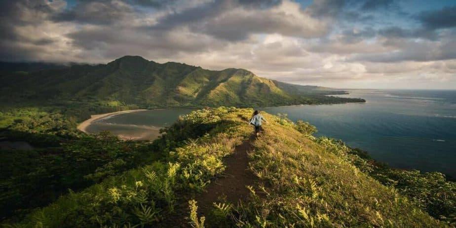 Hawai'i Volcanoes National Park RV Campsite Hawaii