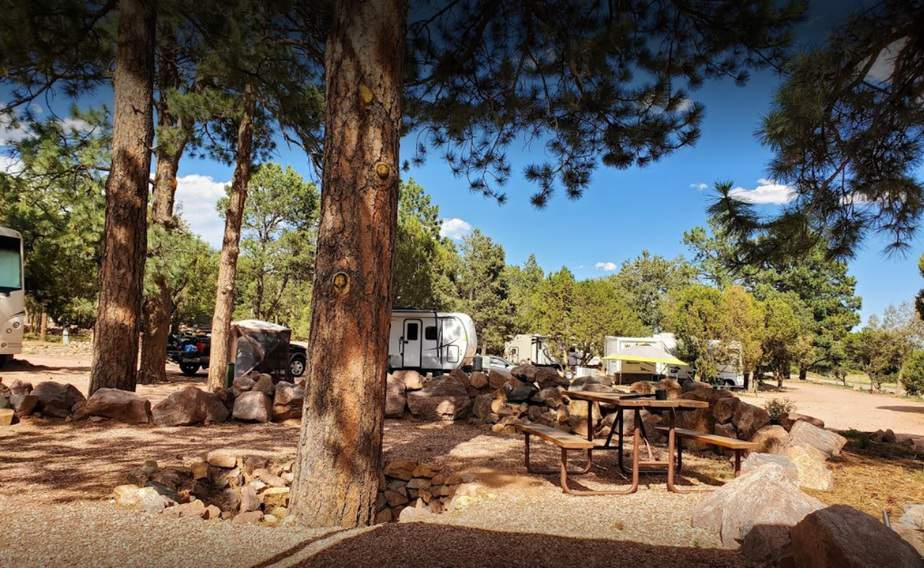 Best RV Campsites in Colorado