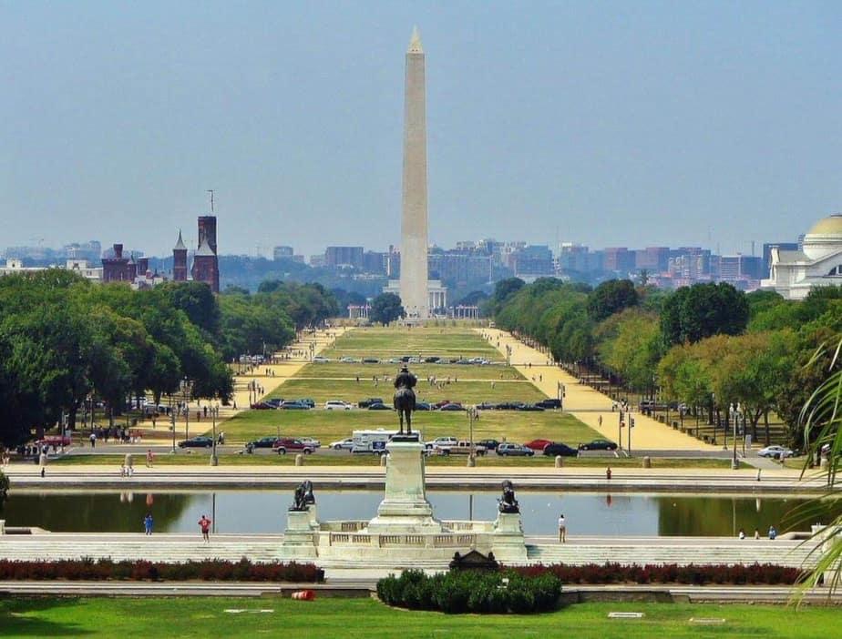 Best RV Campsites in Washington DC