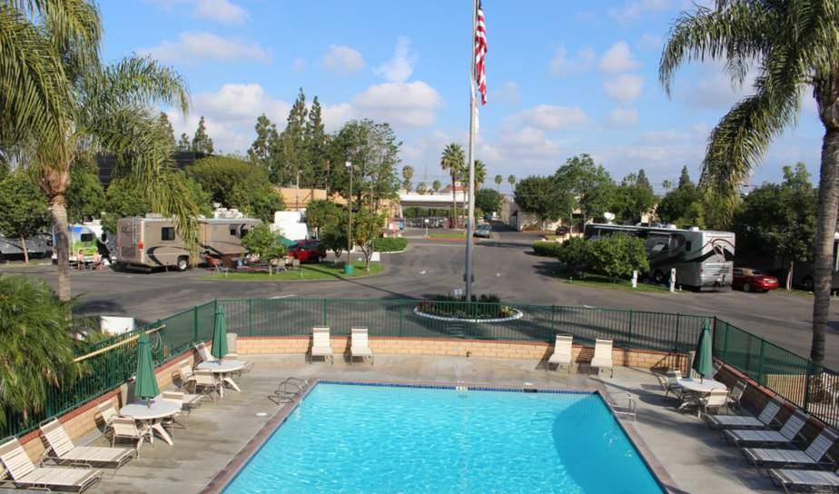 RV Campsites in California