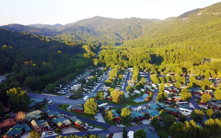 Best RV Campsites in Georgia