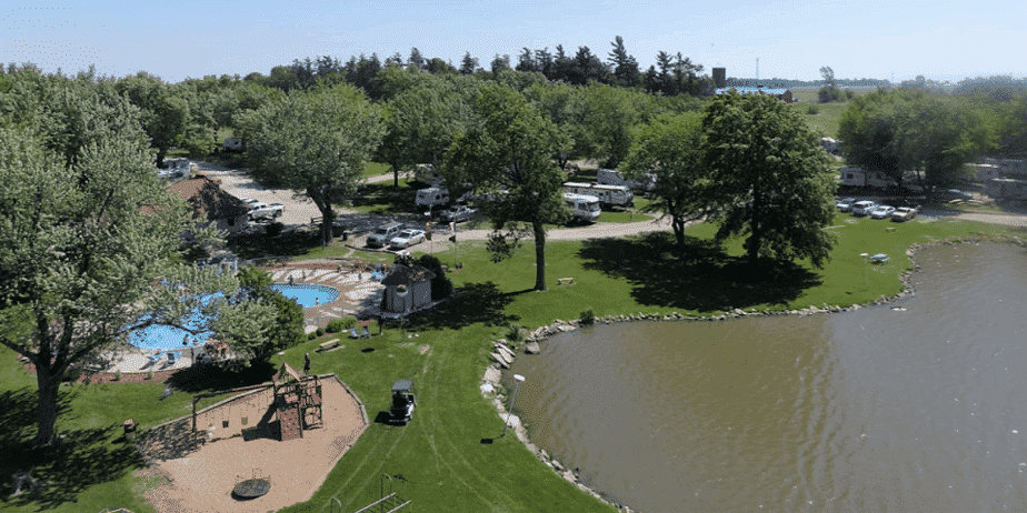 Best RV Campsites in IOWA For A Wonderful Family Camping Vacation