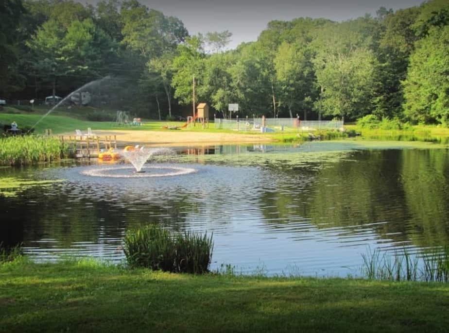 Campsites in Connecticut