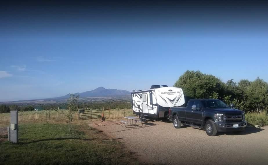 RV Campsites in Colorado