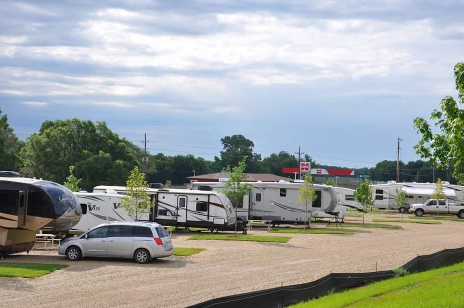 RV Campsites in Kansas