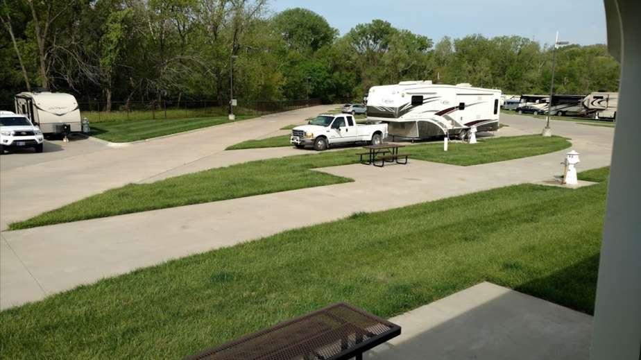Best RV Campsites in Kansas