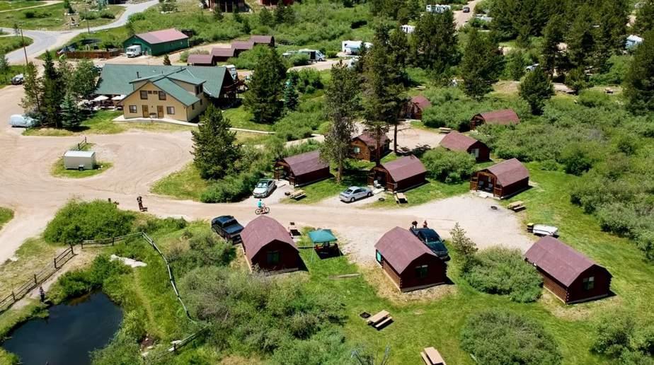 Campsites in Colorado