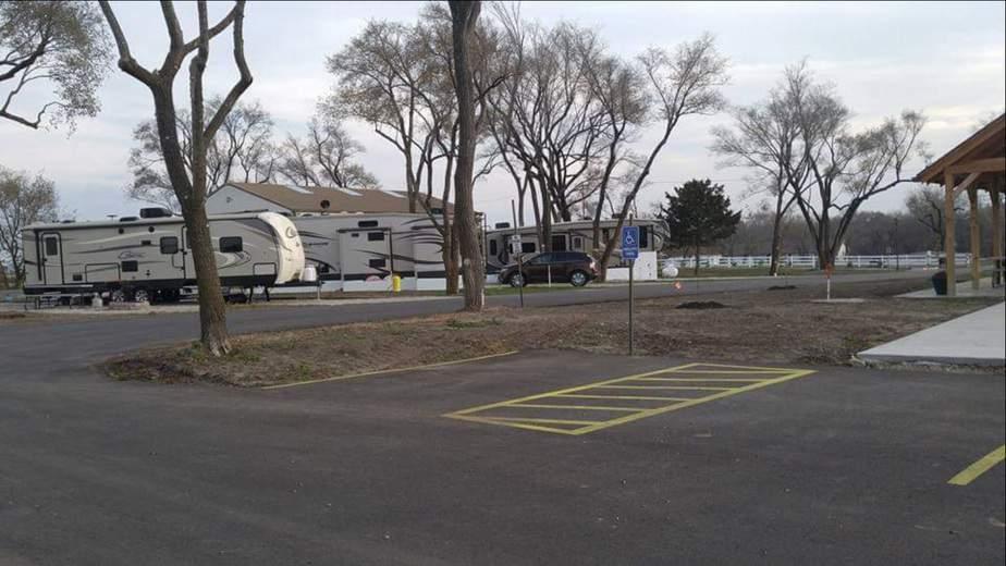 Campsites in Kansas