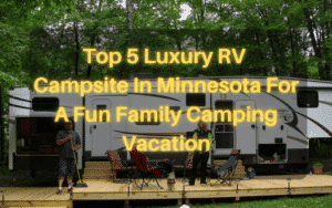 RV Campgrounds in Minnesota