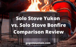 Solo Stove Yukon vs. Solo Stove Bonfire Comparison Review