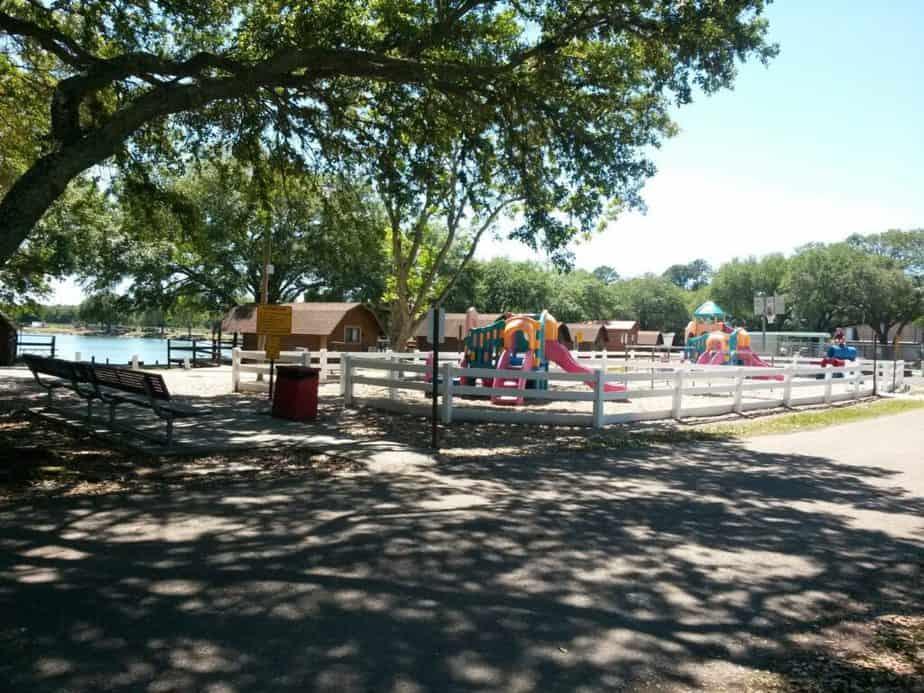 RV Campsites in Louisiana