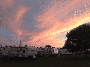 RV Camping grounds in Minnesota
