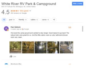 White River RV Park & Campground