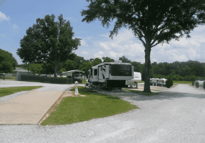 Best RV Camping Mississippi