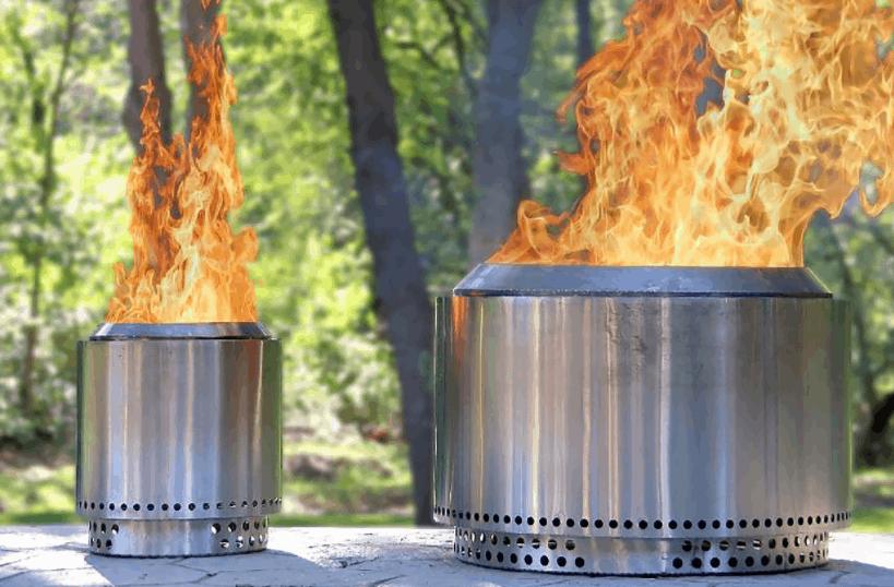 Solo Stove Yukon vs Solo Stove Bonfire Size Comparison- what size solo stove to get?