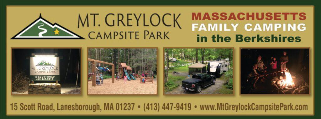 Mt. Greylock Campsite Park