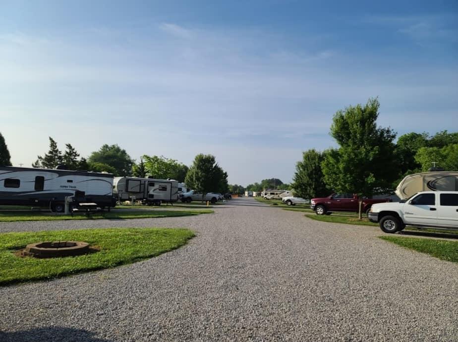 Best RV Campsites in kentucky