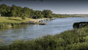 Best RV Camping in North Dakota