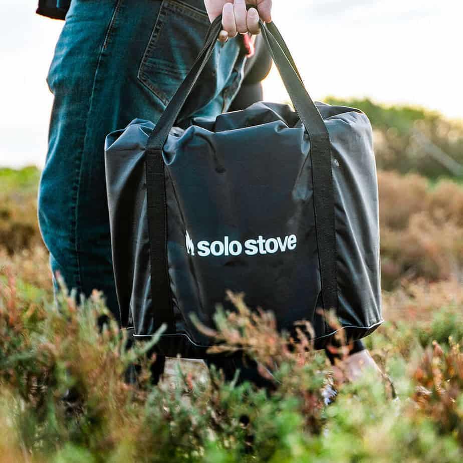 Solo Stove Yukon vs. Solo Stove Bonfire Comparison Review in the field