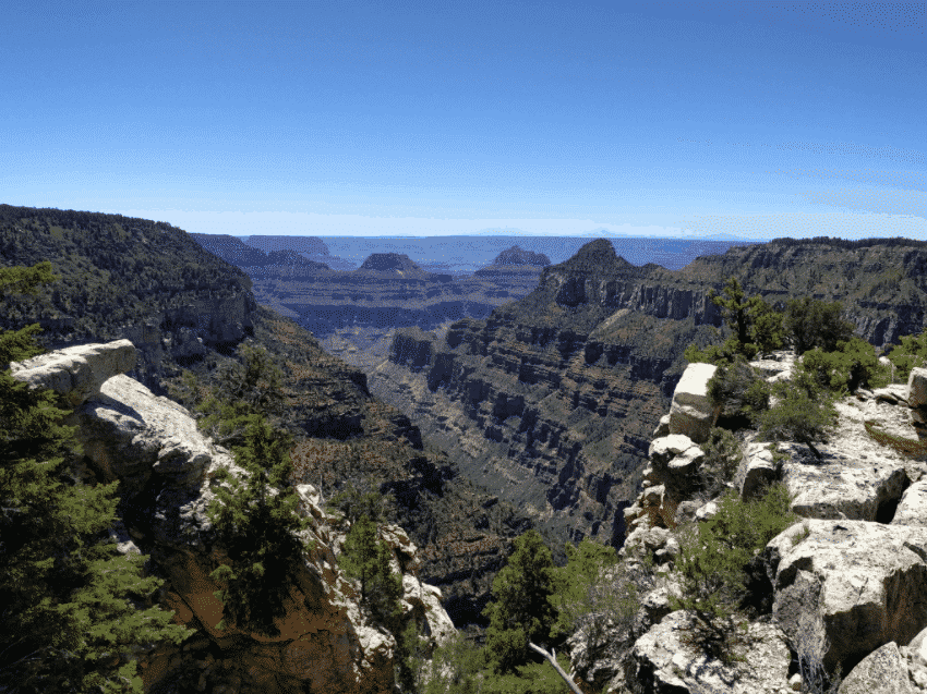 The Top 5 Best Hiking Trails In Grand Canyon