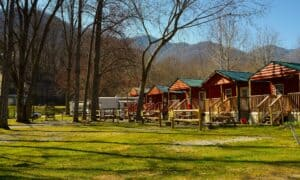 uxurious RV Resort in North Carolina