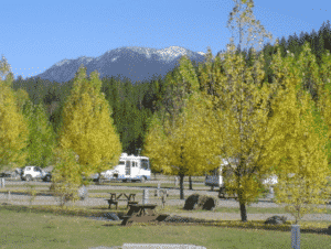 RV Campgrounds in Montana