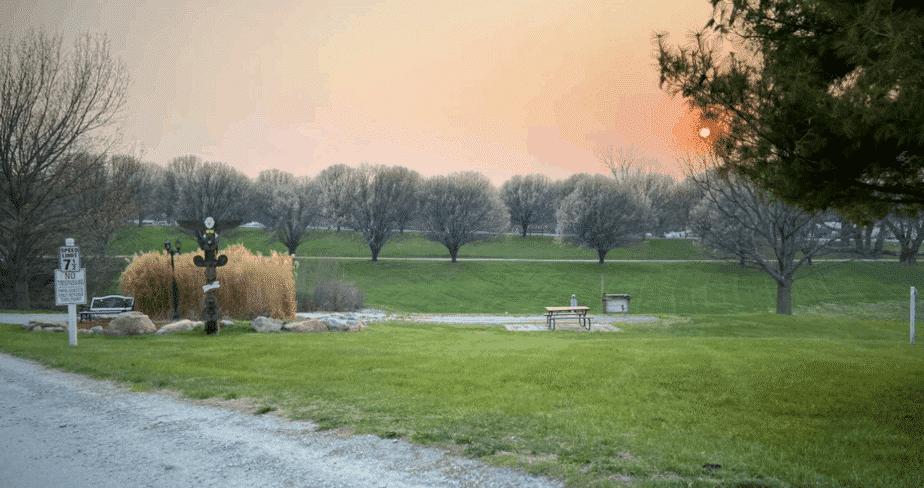 Top 5 Luxury RV Campsites in Nebraska