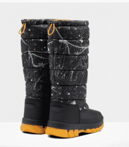 Tall Fully Insulated Winter Snow Boots For Women by Hunter Review HUNTER Original Insulated Snow Boot Tall