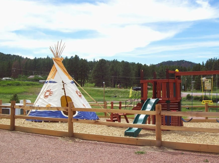 Luxury RV Campsites in South Dakota