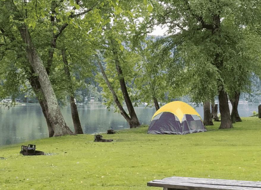 Luxury RV Campsites in West Virginia