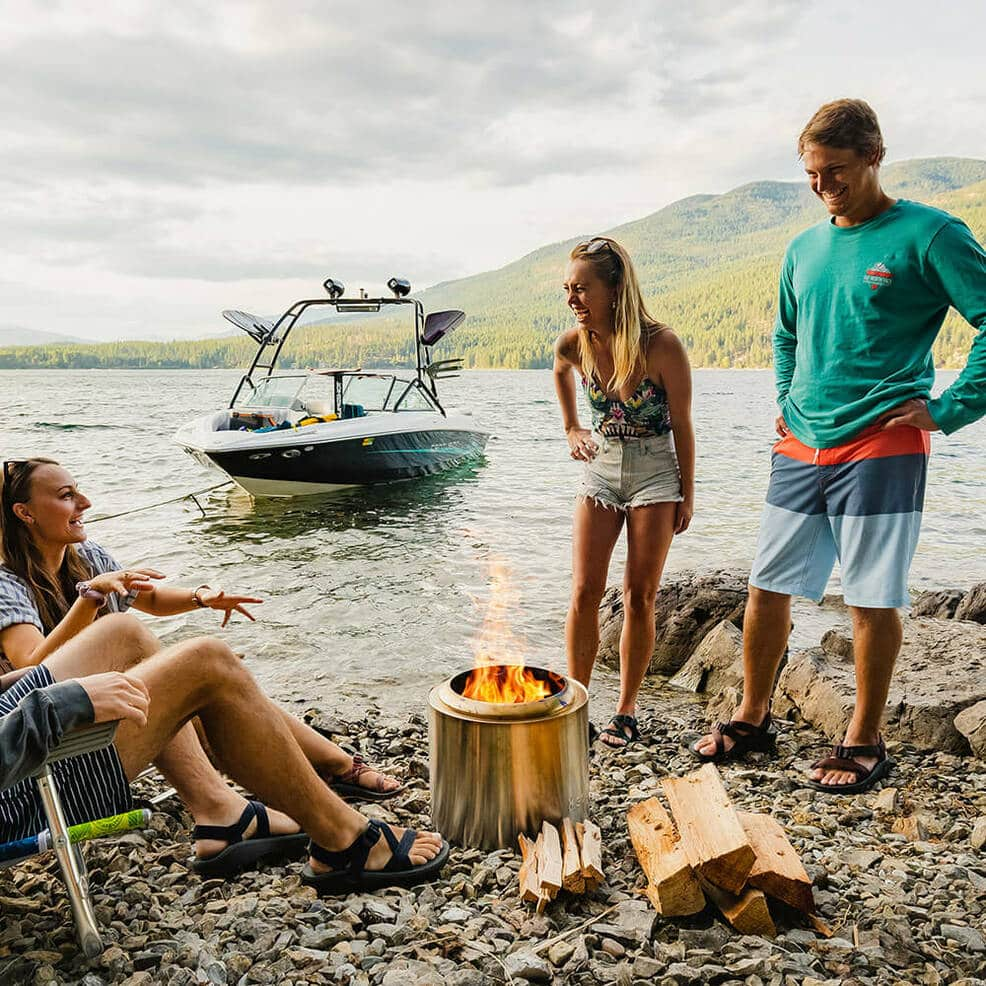 Solo stove ranger firepit review