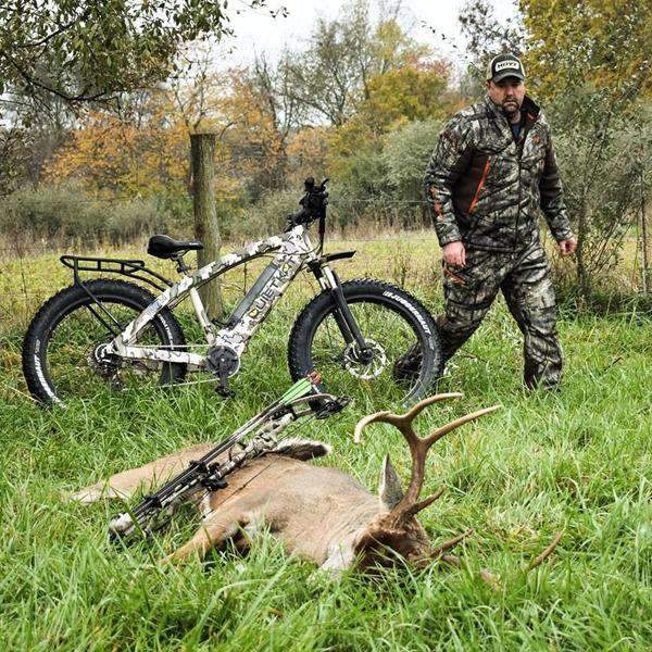 Quiet Cat Electric Hunting Bike Review | A Serious e-Bike For The Serious Hunter