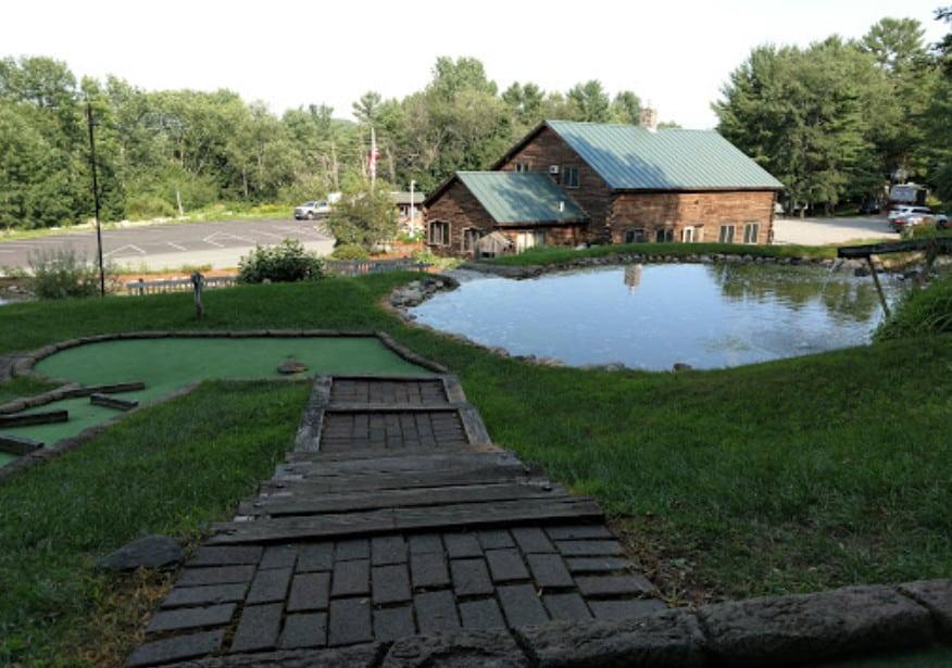 Luxury RV Campsite in Vermont