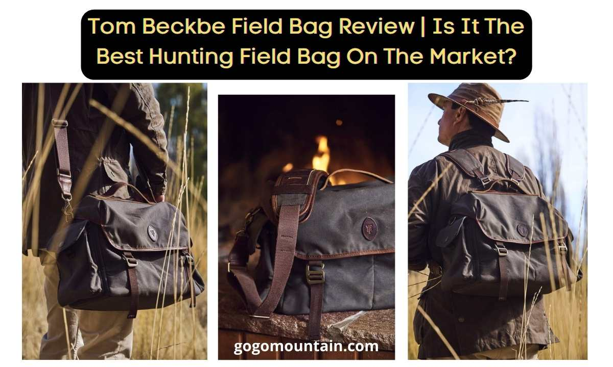 Tom Beckbe Field Bag Review Is It The Best Hunting Field Bag On The Market_
