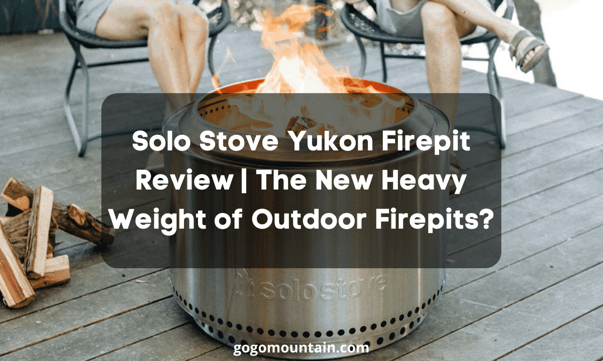 Solo Stove Yukon Firepit Review